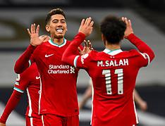 2021-01-28 Tottenham v Liverpool
