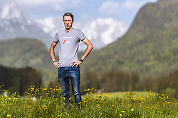 25.04.2018, Bad Häring, AUT, Michael Gogl im Portrait, im Bild der Österreichische Radfahrer Michael Gogl während eines Fototermins // the Austrian Cyclist Michael Gogl during a Photoshooting in Bad Häring, Austria on 2018/04/25. EXPA Pictures © 2018, PhotoCredit: EXPA/ JFK