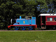 2003 - Thomas the Tank Engine visits the Whitewater Valley Railroad