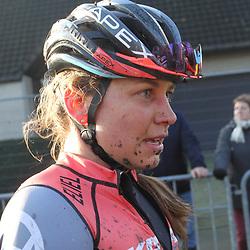 27-12-2019: Wielrennen: DVV veldrijden: Loenhout:Rebecca Fahringer