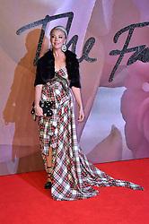 Tamara Beckwith attending The Fashion Awards 2016 at the Royal Albert Hall, London.
