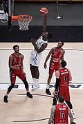Jarvis Williams <br /> A X Armani Exchange Olimpia Milano - Vanoli Cremona<br /> Basket Serie A LBA 2020/2021<br /> Milano 10 May 2021<br /> Foto Mattia Ozbot / Ciamillo-Castoria