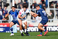 Rugby Union - 2021 / 2022 Gallagher Premiership - Round Three - Sale Sharks vs Exeter Chiefs - A J Bell Stadium - Sunday 3rd October 2021<br /> <br /> Tom Hendrickson of Exeter Chiefs <br /> <br /> Credit COLORSPORT/Lynne Cameron