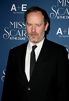 Simon Ludders at the  Miss Scarlet and the Duke World Premiere TV screening at the St. Pancras Renaissance Hotel. London. 03.12.19
