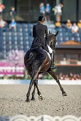 Kosterina Tatyana, RUS, Diavolessa V, 159<br /> Olympic Games Tokyo 2021<br /> © Hippo Foto - Dirk Caremans<br /> 25/07/2021