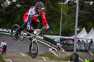 #959 (SCHOTMAN Mitchel) NED during round 3 of the 2017 UCI BMX  Supercross World Cup in Zolder, Belgium,