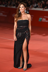 Fanny Cadeo during the red carpet for The House With A Clock in its Walls premiere at the Rome Film Fest on October 19, 2018