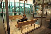 Duitsland, Hannover expo 2000, mei 2000.In de themahal over de mens, solidarieit en tollerantie.Foto: Flip Franssen/Hollandse Hoogte