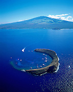 Molokini Island, Maui, Hawaii, USA<br />