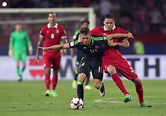 Serbia v Wales - 11 June 2017