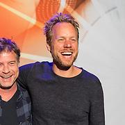 NLD/Utrecht/20171002 - Uitreiking Buma NL Awards 2017, Diggy Dex en JW