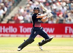 Natalie Sciver of England Women - Mandatory by-line: Robbie Stephenson/JMP - 09/07/2017 - CRICKET - Bristol County Ground - Bristol, United Kingdom - England v Australia - ICC Women's World Cup match 19