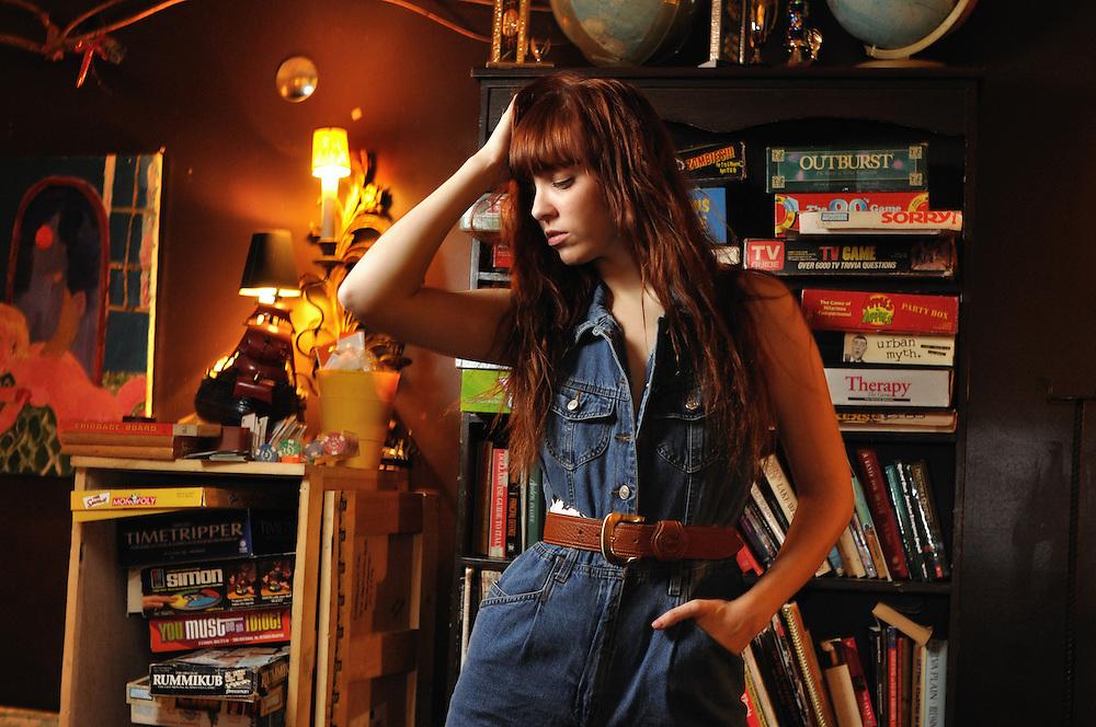 Jennifer Adams. Brian James Gallery Photography.