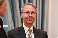 13 JAN 2011, BERLIN/GERMANY:<br /> Dr. Tilman Goette, Praesident der Budnesnotarkammer, Neujahrsempfang des Bundespraesidenten, Schloss Bellevue<br /> IMAGE: 20110113-01-039<br /> KEYWORDS: Tilman Götte