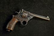 Webley Fosbery Automatic Revolver, .38 ACP
