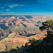 Sunset Over Grand Canyon, Arizona, USA