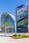 ARTIC Anaheim Train Station