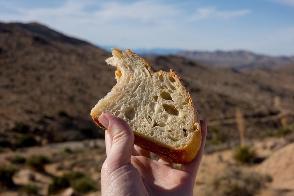 Peanut Butter Sandwich at Lost Horse Mine (Deb'$) - OFF: Joshua Tree