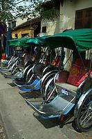 Cyclos, Hoi An Rickshaws