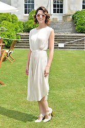 MARGO STILLEY at the Cartier hosted Style et Lux at The Goodwood Festival of Speed at Goodwood House, West Sussex on 26th June 2016.