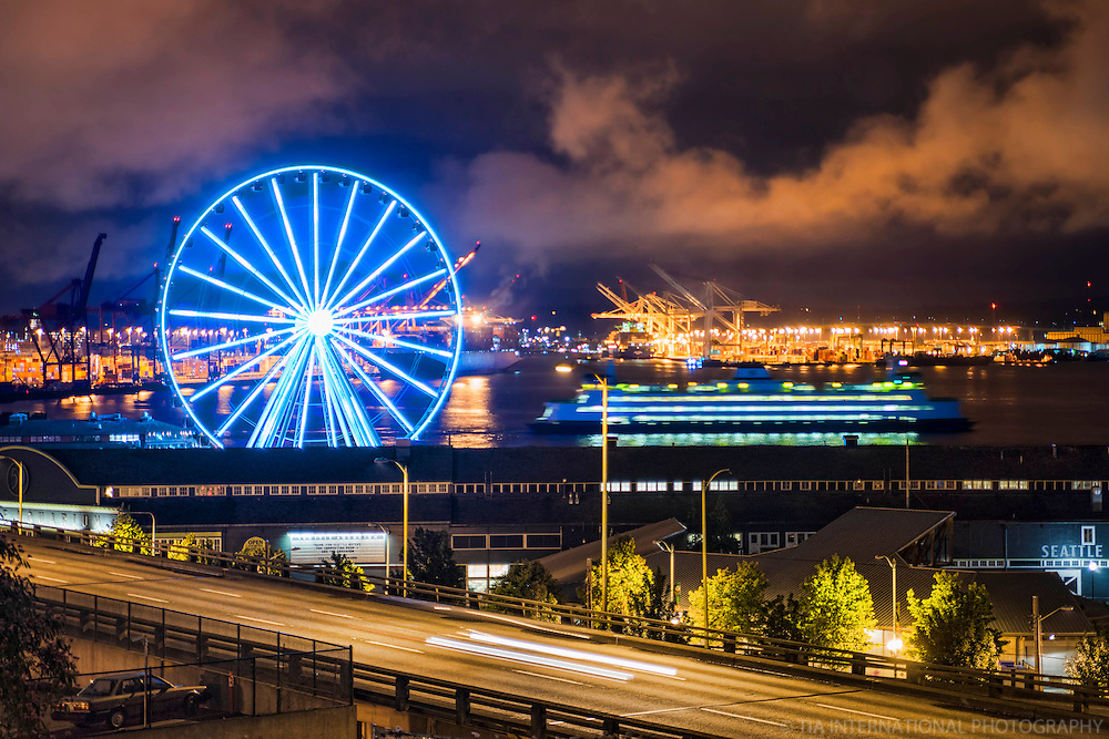 AUGUST 30th:  Ferris & Ferry