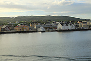Rorvik, a port village in the municipality of Vikna in Nord-Trøndelag county, Norway