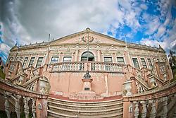 Museu Dom Diogo de Souza, na cidade de Bagé - RS. FOTO: Marcos Nagelstein/Agência Preview