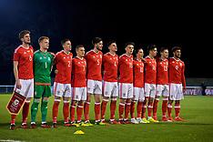 171114 Wales U21 v Romania U21
