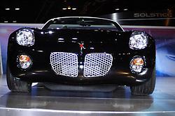2005 CATA (Chicago Auto Show)<br /> Pontiac Solstice Concept Roadster.