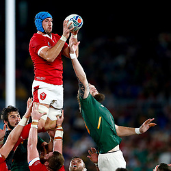 South Africa v Wales - Semi Final