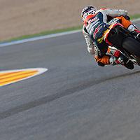 2011 MotoGP World Championship, Round 18, Valencia, Spain, 6 November 2011, Andrea Dovizioso