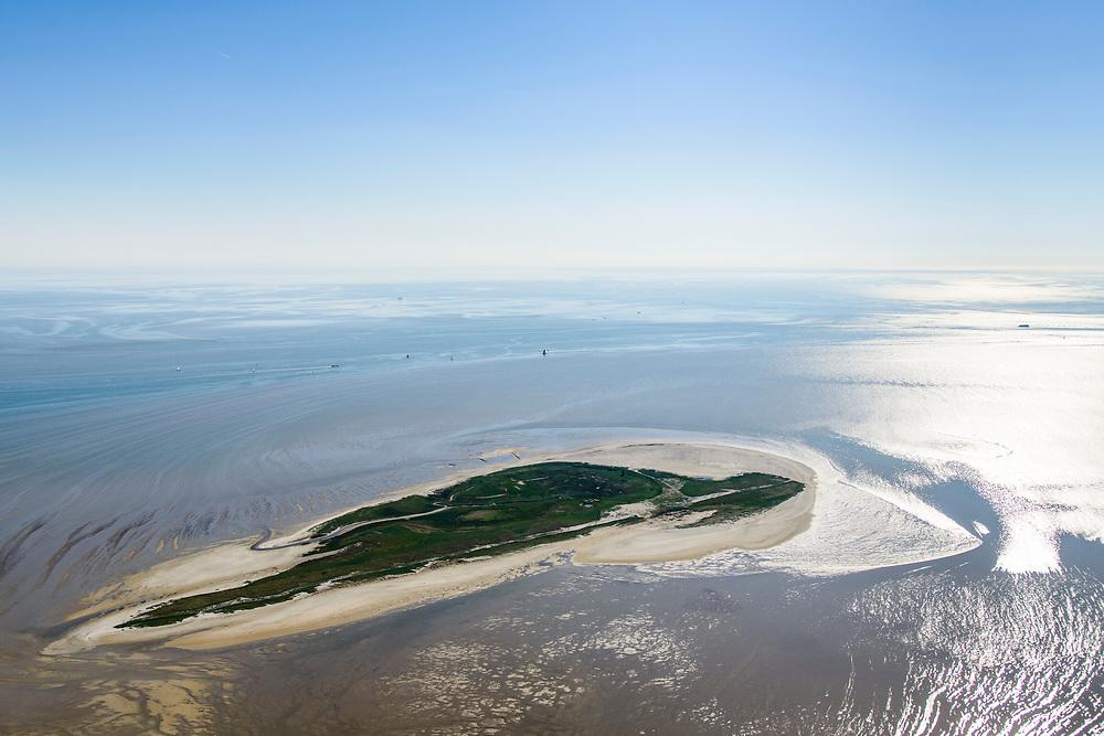 Nederland, Friesland, Terschelling, 07-05-2018; Griend, onbewoonde zandplaat tussen Harlingen en Terschelling. Niet vrij toegankelijk, vogelreservaat.<br /> Uninhabited sandbank in Wadden sea. Bird sanctuary. <br /> <br /> luchtfoto (toeslag op standaard tarieven);<br /> aerial photo (additional fee required);<br /> copyright foto/photo Siebe Swart