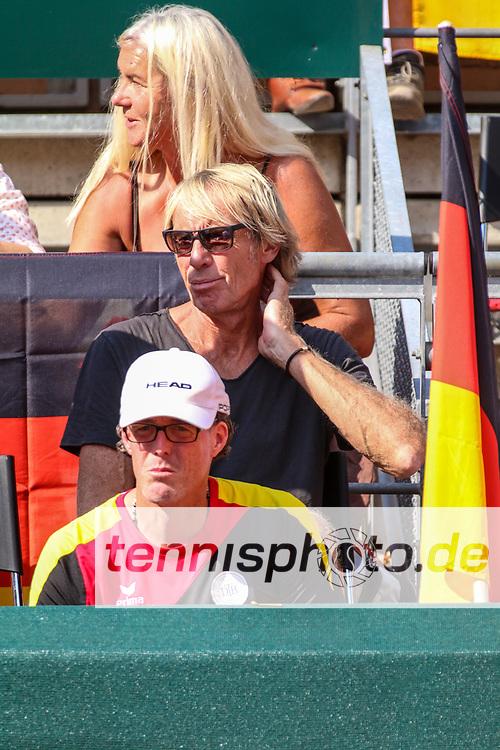 Team Deutschland, Tag 1, Davis Cup Relegation Deutschland vs. Polen, LTTC Rot-Weiss, Berlin, 16.09.2016, Foto: Claudio Gärtner