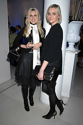 Left to right, ALEXANDRA AITKEN and SOPHIE DAHL attending the Tag Heuer party where an exhibition of photographs by Mary McCartney celebrating 15 exception women from 15 countries was unveiled at the Royal College of Arts, Kensington Gore, London on 8th February 2007.<br /><br />NON EXCLUSIVE - WORLD RIGHTS