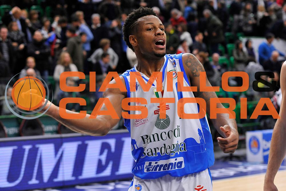 DESCRIZIONE : Campionato 2015/16 Serie A Beko Dinamo Banco di Sardegna Sassari - Consultinvest VL Pesaro<br /> GIOCATORE : MarQuez Haynes<br /> CATEGORIA : Postgame - Ritratto<br /> SQUADRA : Dinamo Banco di Sardegna Sassari<br /> EVENTO : LegaBasket Serie A Beko 2015/2016<br /> GARA : Dinamo Banco di Sardegna Sassari - Consultinvest VL Pesaro<br /> DATA : 23/11/2015<br /> SPORT : Pallacanestro <br /> AUTORE : Agenzia Ciamillo-Castoria/C.Atzori