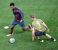 England Training 180614