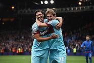 Crystal Palace v West Ham United 171015