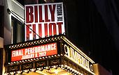 Billy Elliot Closing Night