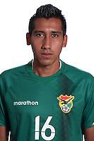 Football Conmebol_Concacaf - <br />Copa America Centenario Usa 2016 - <br />Bolivia National Team - Group D - <br />Cristhian Machado Pinto