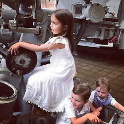 """Ivanka Trump releases a photo on Instagram with the following caption: """"Arabella, Joseph, Theo \u0026 I had the best time visiting the #NavyMuseum today. It's a terrific place to teach kids about the great work of our amazing American sailors, past and present! \ud83d\udea2 \n@nmusn"""". Photo Credit: Instagram *** No USA Distribution *** For Editorial Use Only *** Not to be Published in Books or Photo Books ***  Please note: Fees charged by the agency are for the agency's services only, and do not, nor are they intended to, convey to the user any ownership of Copyright or License in the material. The agency does not claim any ownership including but not limited to Copyright or License in the attached material. By publishing this material you expressly agree to indemnify and to hold the agency and its directors, shareholders and employees harmless from any loss, claims, damages, demands, expenses (including legal fees), or any causes of action or allegation against the agency arising out of or connected in any way with publication of the material."""