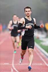 mens 1500 meters, Bowdoin, Maine State Outdoor Track & FIeld Championships