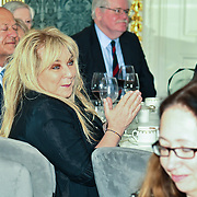 Helen Lederer attends the 7th annual Churchill Awards honour achievements of the Over 65's at Claridge's Hotel on 10 March 2019, London, UK.