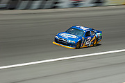 May 20, 2011: NASCAR Sprint Cup All Star Race practice.  Brad Keselowski