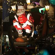 NLD/Amstelveen/20181222 - SBS Kerstparade 2018, kerstman