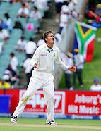 SA vs Australia 1st test D1
