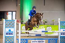 Callewaert Alexy, BEL, Quint van de Groenheuvel<br /> Nationaal Indoorkampioenschap  <br /> Oud-Heverlee 2020<br /> © Hippo Foto - Dirk Caremans