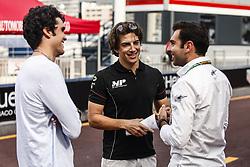 May 23, 2018 - Montecarlo, Monaco - Roberto Mehri from Spain of MP Motorsport during the Monaco Formula One Grand Prix  at Monaco on 23th of May, 2018 in Montecarlo, Monaco. (Credit Image: © Xavier Bonilla/NurPhoto via ZUMA Press)