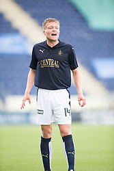 Falkirk's Peter Grant. Falkirk 3 v 1 East Fife, Petrofac Training Cup played 25th July 2015 at The Falkirk Stadium.