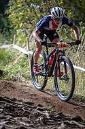 Carson Beckett (USA) at the 2018 UCI MTB World Championships - Lenzerheide, Switzerland