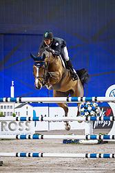 Modolo Zanotelli Marlon, (BRA), Icarus<br /> Swedish International Horse Show 2015<br /> © Hippo Foto - Peter Zachrisson